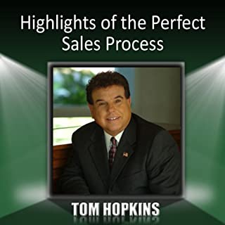 Highlights of the Perfect Sales Process cover art