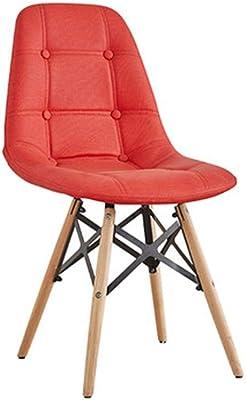 Amazon.com: Sillas de comedor silla de comedor de moda ...