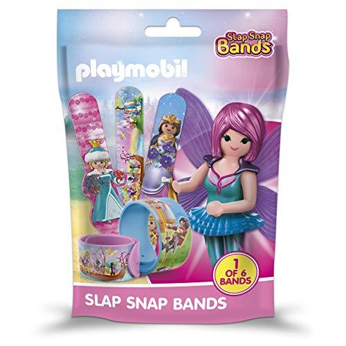 CRAZE Slap Snap Bands Playmobil 18972 - Pulseras para niños y niñas