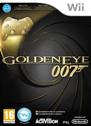 James Bond Golden Eye Classic Controller