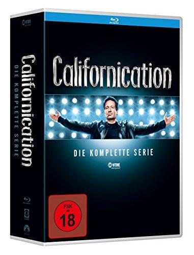 Californication - Die komplette Serie (Season 1-7) [Blu-ray]
