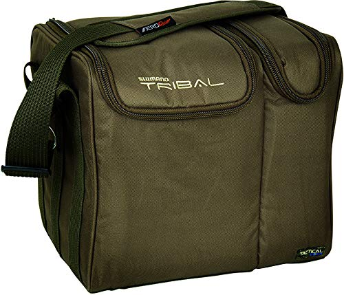 SHIMANO Luggage Tactical Carp Brewkit & Snack Bag & Aero Qvr - 31x26x30cm - SHTXL22