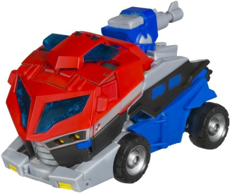 tienda de descuento Hasbro Transformers Animated Animated Animated Autobot Optimus Prime - Vehículo transformable  marca de lujo