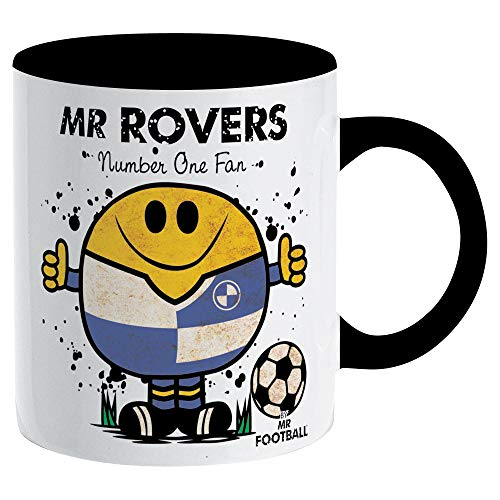 MR ROVERS FOOTBALL MUG - great gift for the Bristol Rovers fan (unofficial)