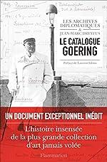 Le catalogue Goering de Jean-Marc Dreyfus