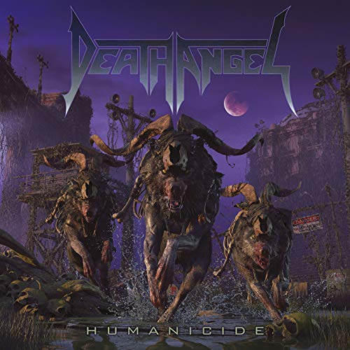 Humanicide (Limited Edition Gatefold Double Etched Vinyl) [VINYL]