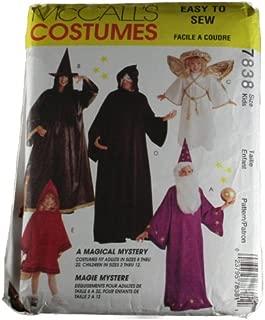 grim reaper costume pattern