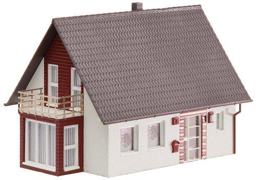 Faller 130318 - Einfamilienhaus weinrot