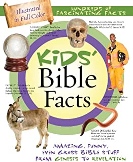 Kids' Bible Facts (Kids' Guide to the Bible)