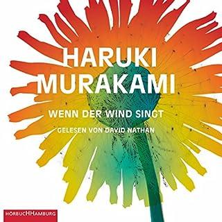 Wenn der Wind singt     Trilogie der Ratte 1              Autor:                                                                                                                                 Haruki Murakami                               Sprecher:                                                                                                                                 David Nathan                      Spieldauer: 2 Std. und 57 Min.     199 Bewertungen     Gesamt 4,3