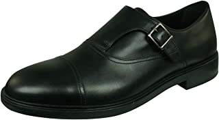 GEOX U Curtwain D Mens Smooth Leather Slip On Shoes/Loafers