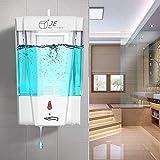 JE Make IT Simple Dispensador automático de jabón de 700 ml con Sensor IR,...
