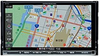 [三菱/MITSUBISHI] フルセグ・ワンセグ対応地上デジタルチューナー(1seg+12seg)内蔵7V型WVGAモニター/DVD/CD対応(Bluetooth内蔵) DIATONE SOUND. NAVI 【品番】 NR-MZ100