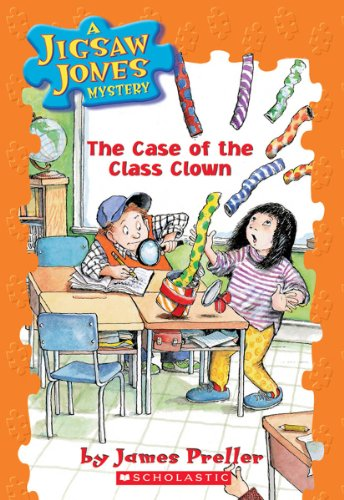 The Case of the Class Clown (Jigsaw Jones Mystery)の詳細を見る