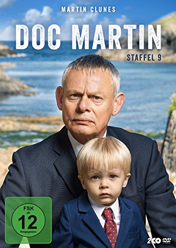 Doc Martin - Staffel 9 (2 DVDs)