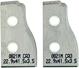 Freud RP-C 5/8-Inch Stock Knife Set For Freud RP1000 Or RP2000 Raised Panel Cutter