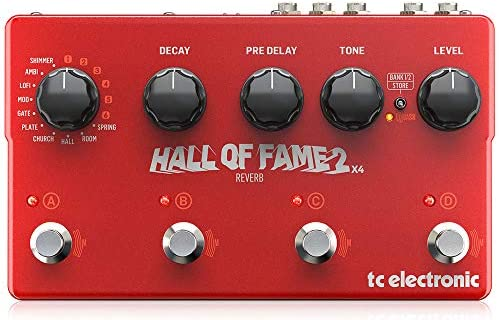 Top 10 Best reverb pedals for electric guitar