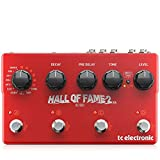 TC Electronic X4 Reverb Pedal (Hall of Fame 2 X4