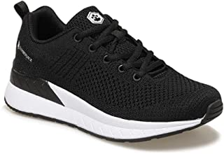 Lumberjack Connect Günlük Bayan Spor Ayakkabı-Siyah