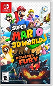 Enjoy two Mario adventures solo or with friends* In Super Mario 3D World, choose a character—each with distinct playstyles—as you dash and climb through dozens of colorful courses, collecting Green Stars and power-ups along the way Super Mario 3D Wor...