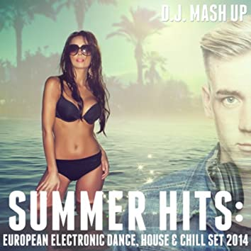 Summer Hits: European Electronic Dance, House & Chill Set 2014
