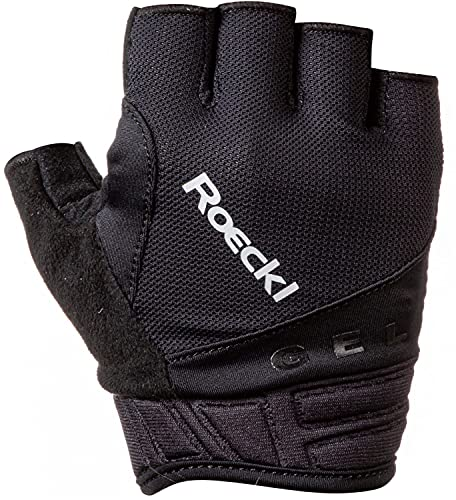 Roeckl Itamos Handschuhe schwarz Handschuhgröße 8,5 2021 Fahrradhandschuhe