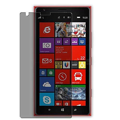 Vaxson Anti Spy Schutzfolie, kompatibel mit Nokia Lumia 1520, Displayschutzfolie Bildschirmschutz Privatsphäre Schützen [nicht Panzerglas] Privacy Schutzfolie