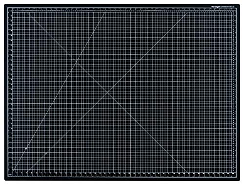 Dahle Vantage 10674 Self-Healing Cutting Mat, 36'x48', 1/2' Grid, 5 Layers for Max Healing, Perfect...