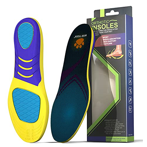 Shoe Insoles for Men and Women,Plan…