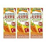 充実野菜 緑黄色野菜ミックス(すりおろしにんじん) 200ml 1セット(48本)
