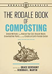 Image: The Rodale Book of Composting, Newly Revised and Updated: Simple Methods to Improve Your Soil, Recycle Waste, Grow Healthier Plants, and Create an Earth-Friendly Garden (Rodale Classics) | Paperback: 304 pages | by Grace Gershuny (Editor), Deborah L. Martin (Editor). Publisher: Rodale Books; Revised, Updated edition (June 5, 2018)