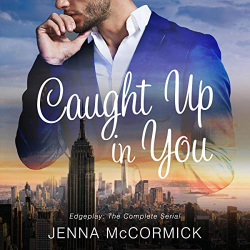 Caught Up in You audiobook cover art