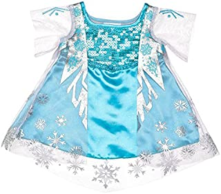Build A Bear Workshop Disney's Frozen Elsa Costume