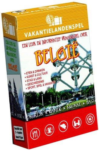 Vakantielandenspel Belgie