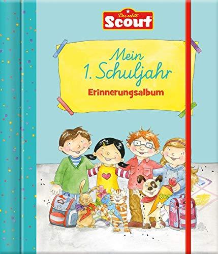 Scout - Mein 1. Schuljahr: Erinnerungsalbum