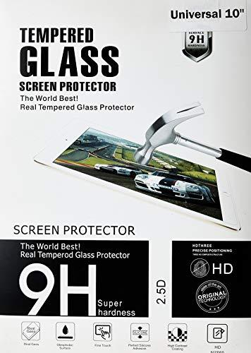 BIKUID Accesorio Tablet Cristal Templado Universal 10