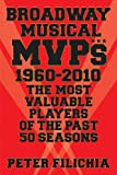 Broadway Musical MVPs: 1960-2010: The Most Valuable Players of the Past 50 Seasons (Applause Books)