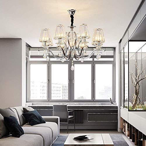 CSD Cristalino de la vendimia Lámpara Lámpara restaurante clásico Industrial Loft iluminación de la lámpara dormitorio Crystal Gloss cocina