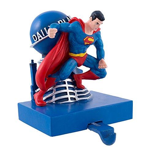 Kurt Adler 5-inch Superman Stocking Holder