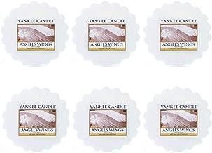 Yankee Candles Angel's Wings Tarts Wax Melts Set of 6