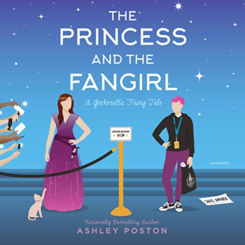 The Princess and the Fangirl Titelbild