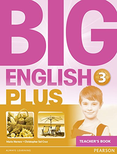 Big English Plus 3: Teacher's Book