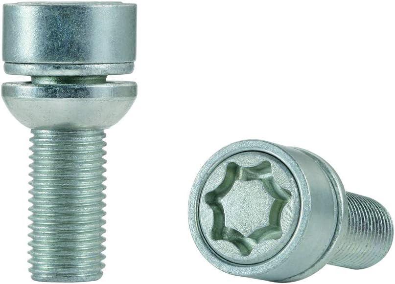 Alternative dealer Super special price FARAD Starlocks Bolt Style Wheel Locks Se 28mm M14x1.5 Ball R13