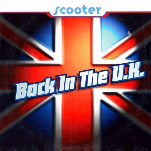 Scooter - Back In The U.K. - Club Tools - edel0061950CLU