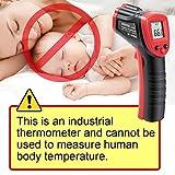 Immagine 1 termometro infrarossi eventek per uso