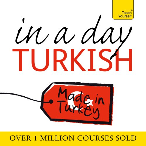 Turkish in a Day cover art