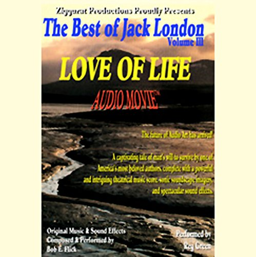 Love of Life audiobook cover art