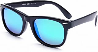 Super Comfortable Polarized Sunglasses for Toddlers Kids...