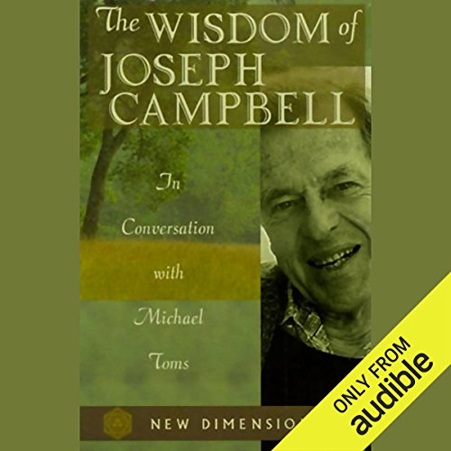 The Wisdom of Joseph Campbell cover art