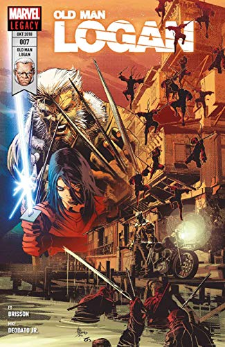 Old Man Logan: Bd. 7 (2. Serie): Mond über Madripoor